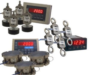 Industrial Weighing with Load Cells